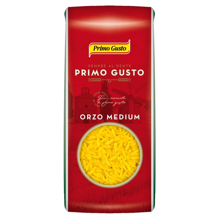 Primo Gusto Makaron w formie ryżu 500 g (1)