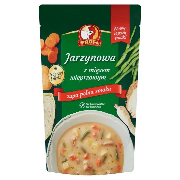 Profi Jarzynowa z mięsem wieprzowym 450 g (1)