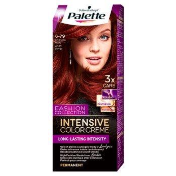 Palette Intensive Color Creme Farba do włosów fioletowa miedź 6-79 (1)