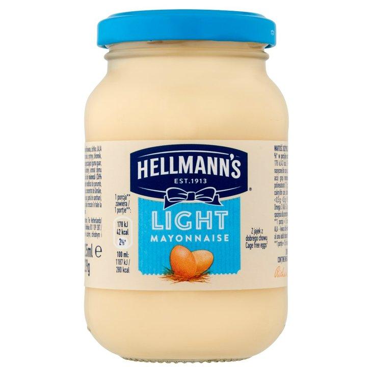 Hellmann's Majonez Lekki 225 ml (2)