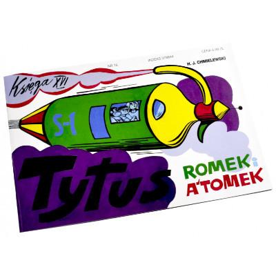 TYTUS, ROMEK I A'TOMEK KSIĘGA XVI (1)