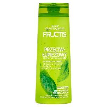Garnier Fructis Przeciwłupieżowy Szampon wzmacniający 2w1 do włosów normalnych 400 ml (1)