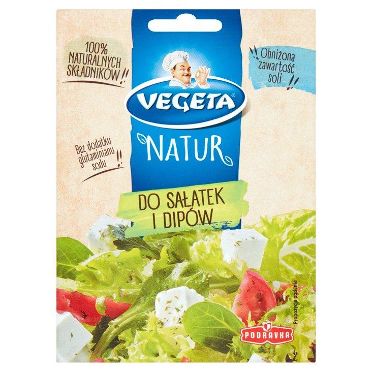 Vegeta Natur Mieszanka przyprawowa do sałatek i dipów 20 g (1)
