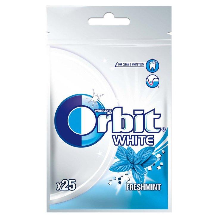 Orbit White Freshmint Guma do żucia bez cukru 35 g (25 drażetek) (2)