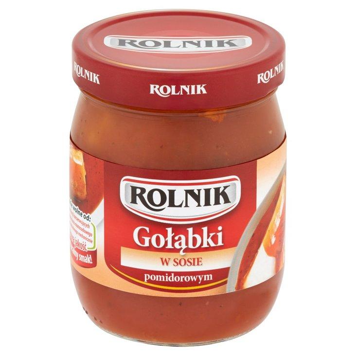 Rolnik Gołąbki w sosie pomidorowym 500 g (1)