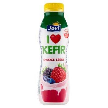 Jovi Kefir owoce leśne 350 g (1)