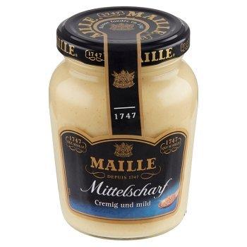 Maille Musztarda kremowa 205 g (1)