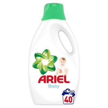 Ariel Baby Płyn do prania, 2.2l, 40 prań (1)