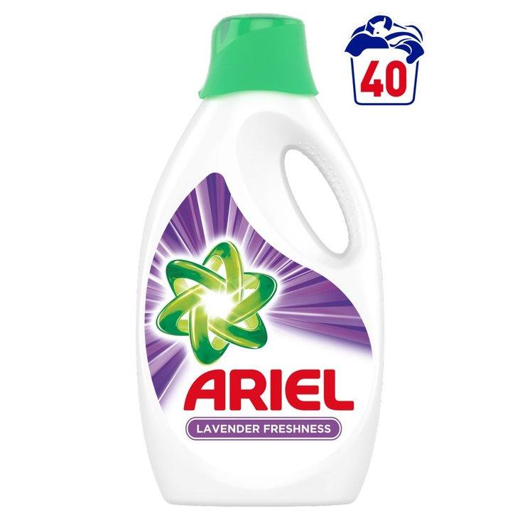Ariel Lawenda Płyn do prania, 2.2l, 40 prań (1)
