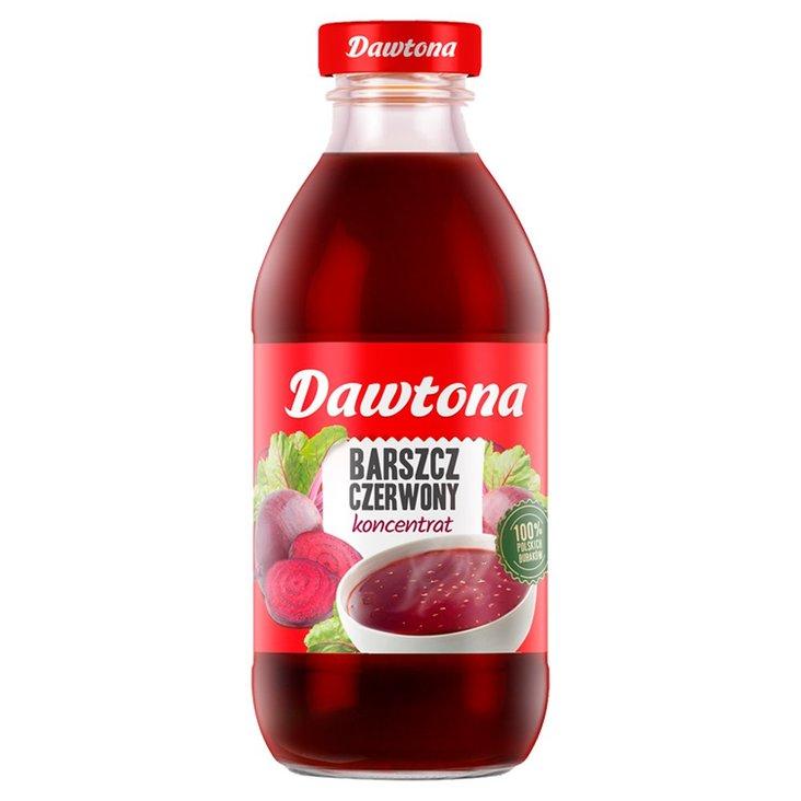 Dawtona Koncentrat barszczu czerwonego 300 ml (1)