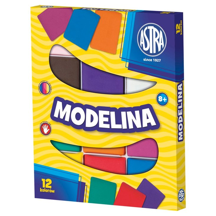 Astra Modelina 12 kolorów (1)