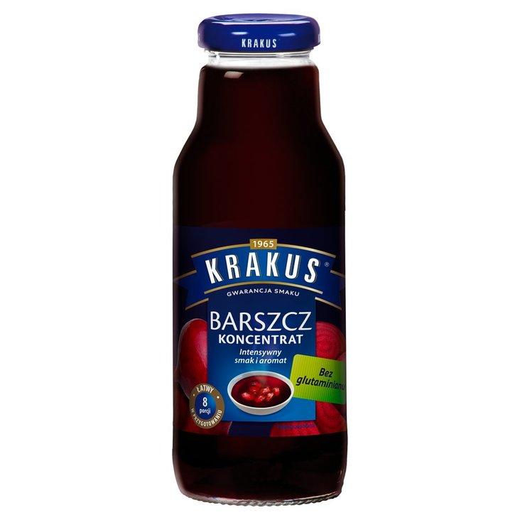 Krakus Barszcz koncentrat 300 ml (1)
