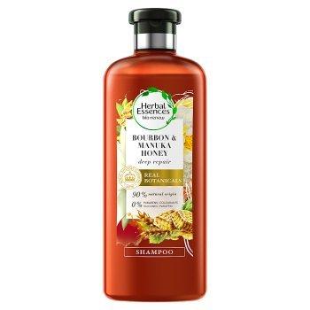 Herbal Essences bio:renew Szampon do włosów głęboko regenerujący 400ml, z miodem manuka (1)