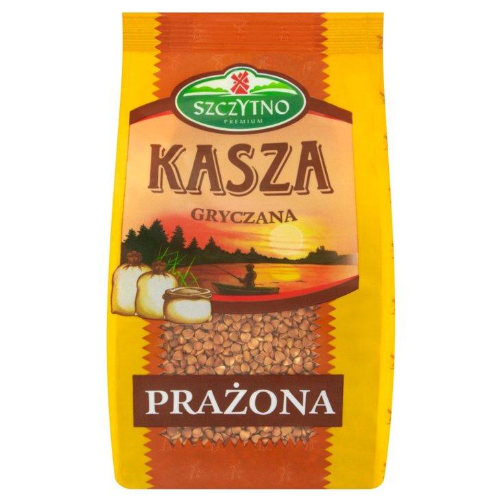 Szczytno Premium Kasza gryczana prażona 400 g (1)