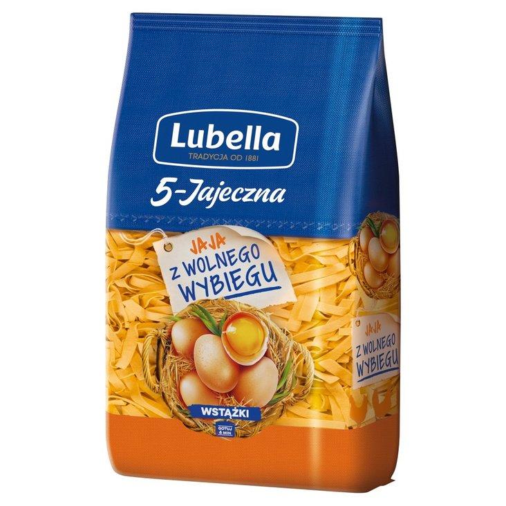 Lubella 5-Jajeczna Makaron wstążki 400 g (1)
