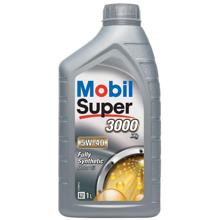 OLEJ MOBIL 5W40 SUPER 3000 1L A3B4 (1)
