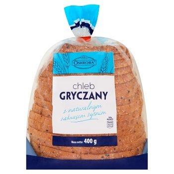 Oskroba Chleb gryczany 400 g (1)