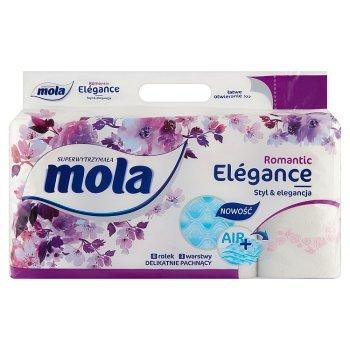 Mola Elégance Romantic Papier toaletowy 8 rolek (2)
