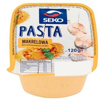 Seko Pasta makrelowa 120 g (1)