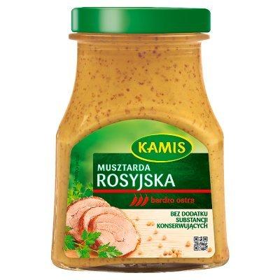 Kamis Musztarda rosyjska 180 g (1)