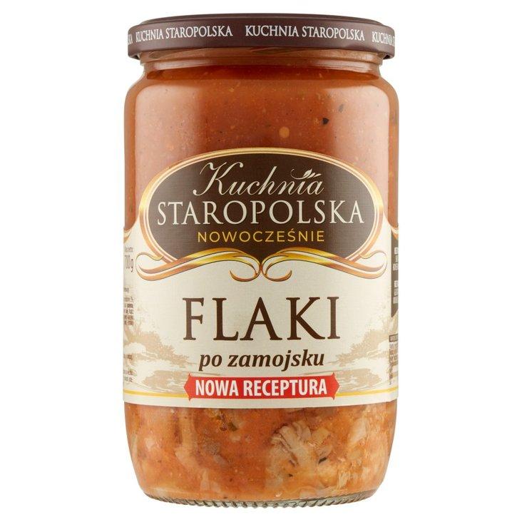 Kuchnia Staropolska Flaki po zamojsku 700 g (2)