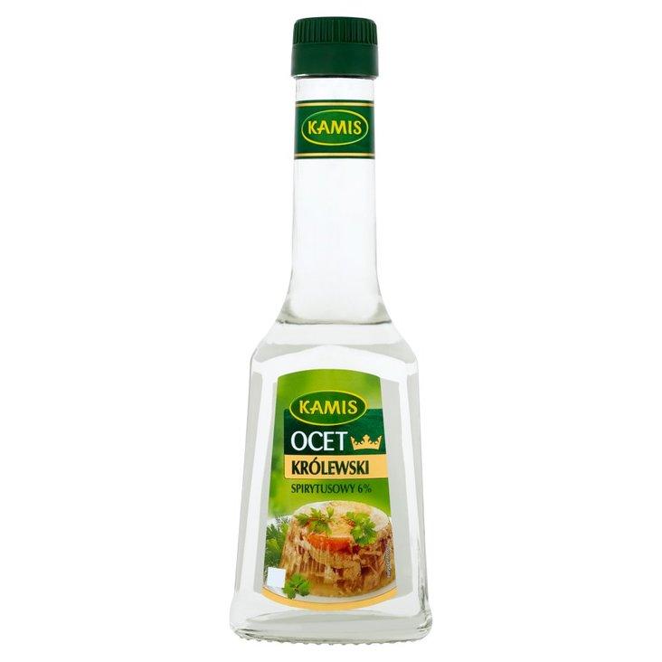 Kamis Ocet królewski spirytusowy 250 ml (1)