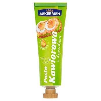 Aakerman Pasta kawiorowa z koperkiem 100 g (1)