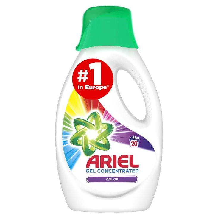 Ariel Color Reveal Płyn do prania, 1.1L, 20 prań (1)