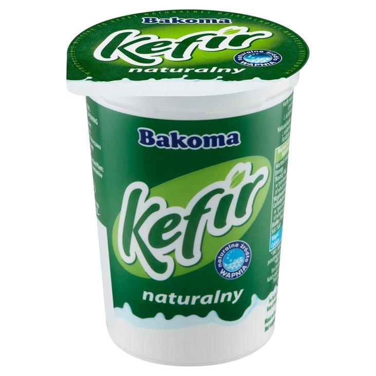 Bakoma Kefir naturalny 230 g (1)