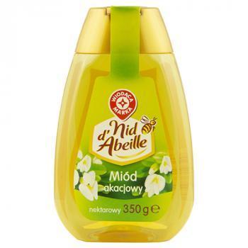 WM miód akacjowy nektarowy 350g (1)