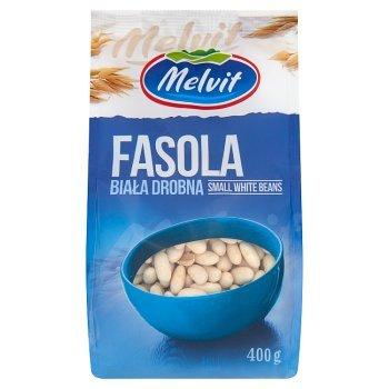 Melvit Fasola biała drobna 400 g (1)