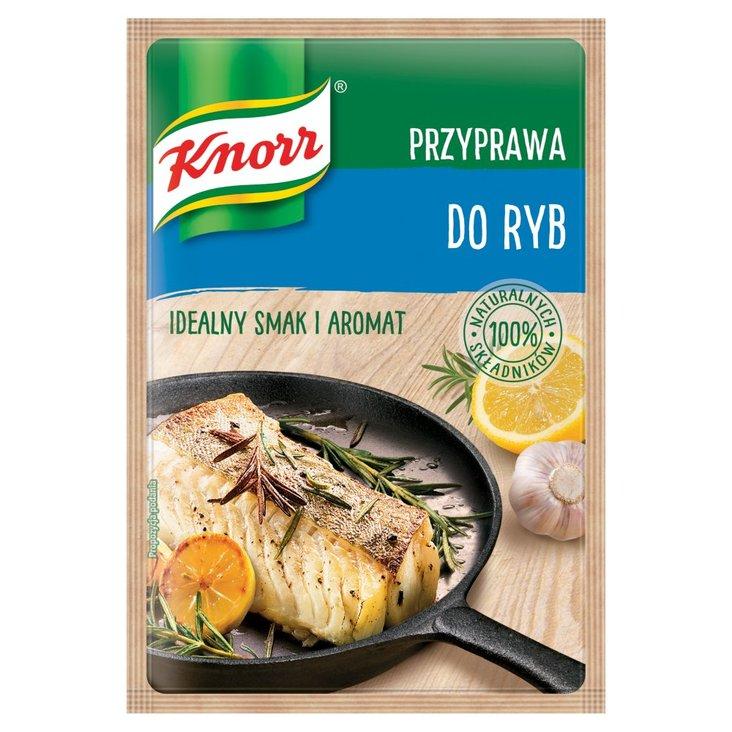 Knorr Przyprawa do ryb 23 g (1)