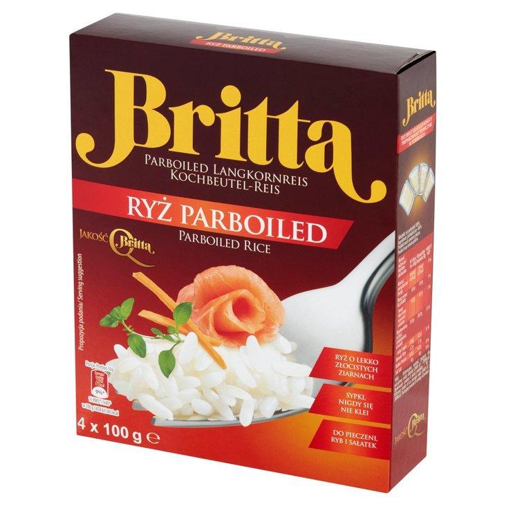 Britta Ryż parboiled 400 g (4 x 100 g) (1)