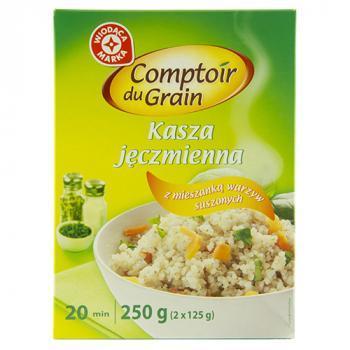 WM Kasza jęczmienna z mieszanką warzyw suszonych 250g (1)