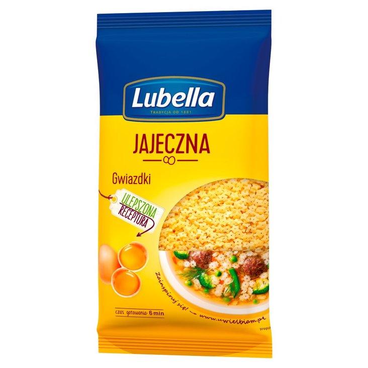 Lubella Jajeczna Makaron gwiazdki 250 g (1)