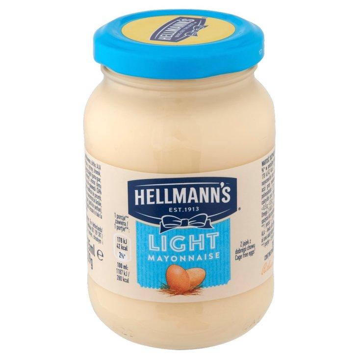 Hellmann's Majonez Lekki 225 ml (1)