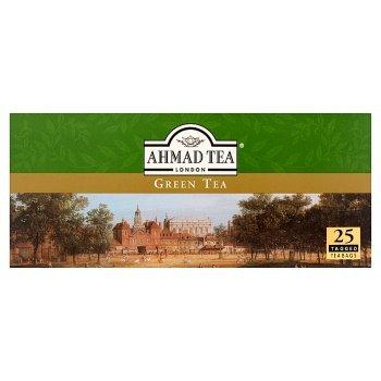 Ahmad Tea Herbata zielona 50 g (25 torebek) (1)