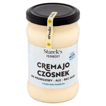 Starck's Cremajo Krem majonezowy 40% czosnek 270 g (1)