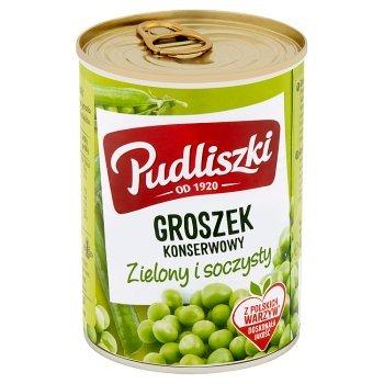 Pudliszki Groszek konserwowy 400 g (1)