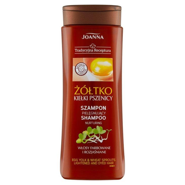 Joanna Tradycyjna Receptura Szampon pielęgnujący 300 ml (1)