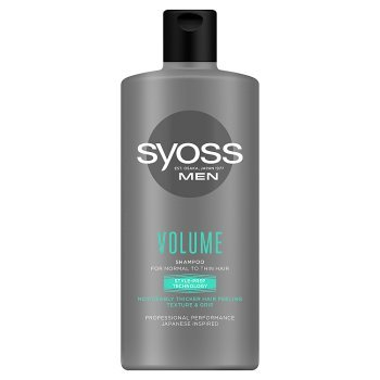 Syoss Men Volume Szampon 440 ml (1)