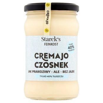 Starck's Cremajo Krem majonezowy 40% czosnek 270 g (2)