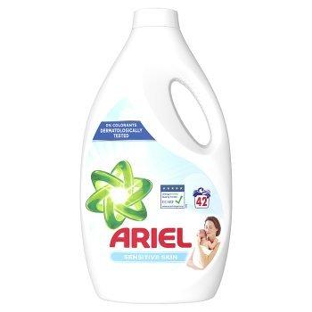 Ariel Sensitive Płyn doprania, 2.31l, 42 prań (1)
