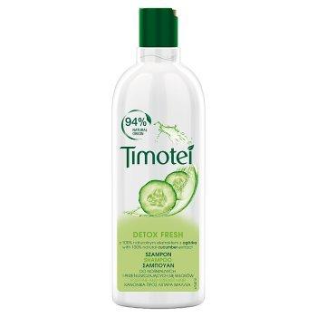 Timotei Detox Fresh Szampon do włosów 400 ml (1)