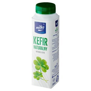 Milko Kefir naturalny 330 ml (1)