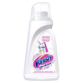 Vanish Oxi Action Odplamiacz do białych tkanin w płynie 1 l (1)