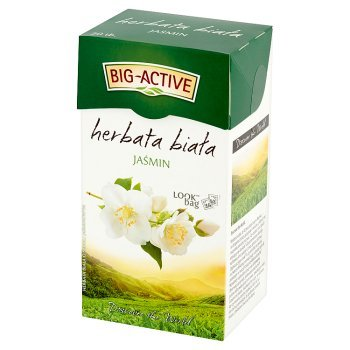 Big-Active Herbata biała jaśmin 30 g (20 x 1,5 g) (1)