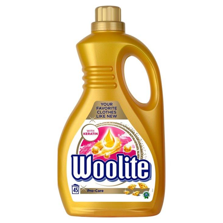 Woolite Pro-Care Płyn do prania 2,7 l (45 prań) (1)