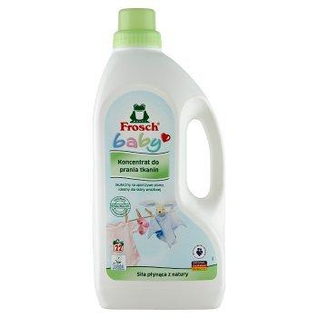 Frosch Baby Koncentrat do prania tkanin 1,5 l (22 prania) (1)