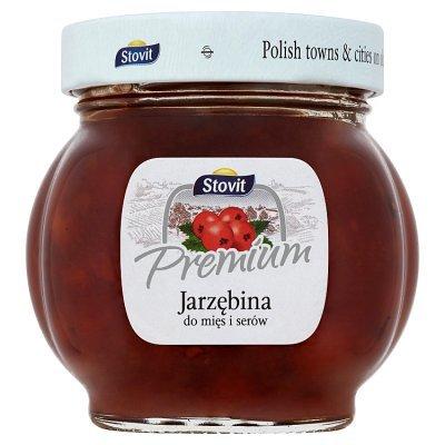 Stovit Jarzębina Dodatek do mięs i serów premium 260 g (1)